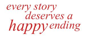 happy ending tagline